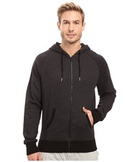 Pact Organic Cotton Hoodie Charcoal Heather Men's Sweatshirt Gray