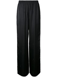 Alexander Wang Exotic Dancer Palazzo Pants Black