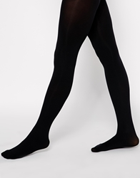 Gipsy 100 Denier Thigh Bum And Tum Tights Black
