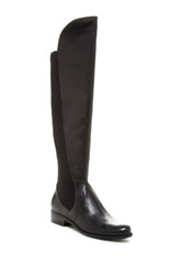 Ciao Bella Scotia Over The Knee Boot Black