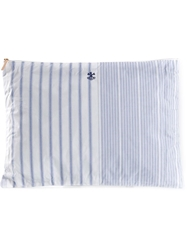 Arts And Science Striped Wallet Blue