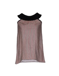 Terre Alte Tops Red