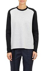 Tim Coppens Shirttail Hem Top Black