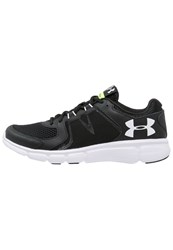 Under Armour Thrill 2 Cushioned Running Shoes Black White