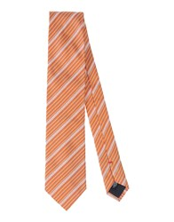 Moschino Accessories Ties Men Orange