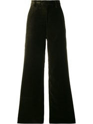 Closed Wide Leg Tailored Trousers 60