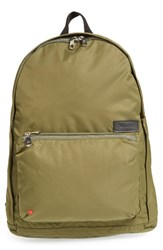 State Bags The Heights Lorimer Backpack Green Olive
