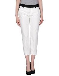 Guess By Marciano 3 4 Length Shorts White