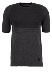 Your Turn Active Sports Shirt Black