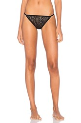 Keepsake Mary Bikini Cut Underwear Black