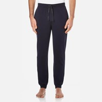 Hugo Boss Men's Long Cuffed Joggers Blue