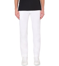 Ralph Lauren Newport Slim Fit Trousers 32 White