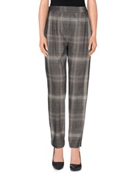 Sessun Trousers Casual Trousers Women Grey
