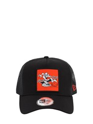 New Era Q3 Looney Tunes Baseball Hat Black