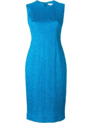 Jonathan Saunders 'Bevan' Dress Blue