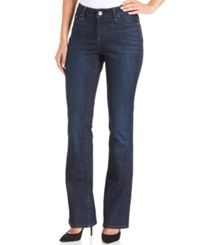 Lee Platinum Curvy Fit Bootcut Commodore Wash