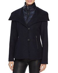 Dawn Levy Camie Coat Abyss