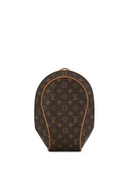 Louis Vuitton 1998 Ellipse Sac A Dos Monogram Backpack Brown