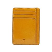 Il Bussetto Card Holder Brown