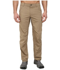 Marmot Arch Rock Pant Long Desert Khaki Men's Casual Pants