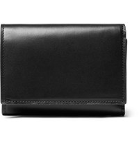 Maison Martin Margiela Leather Cardholder Black