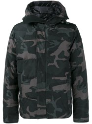 Canada Goose Camouflage Puffer Jacket