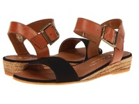 Eric Michael Amanda Black Women's Sandals