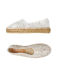 George J. Love Footwear Espadrilles Women White