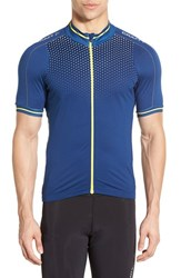 Men's Craft 'Glow' Fitted Moisture Wicking Stretch Cycling Jersey