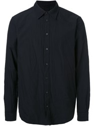 Forme D'expression 'Juxtaposed' Shirt Black