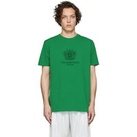 Han Kjobenhavn Green Artwork T Shirt