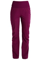 Marmot Lleida Trousers Deep Plum Berry