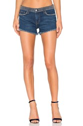 L'agence Zoe Studded Short Authentique