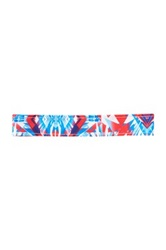 Asics Crystals Headband Blue