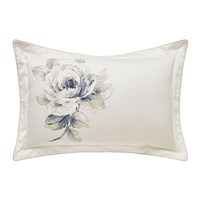 Sanderson Rosa Indigo Oxford Pillowcase