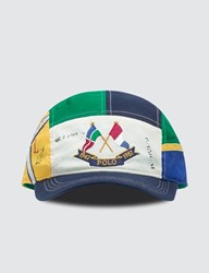 Polo Ralph Lauren 5 Panel Cap Multicolor