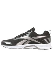 Reebok Triplehall 6.0 Neutral Running Shoes Black White Pewter