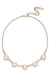 Women's Givenchy Jeweled Frontal Necklace