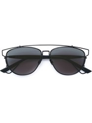 Christian Dior Dior 'Technologic' Sunglasses Black