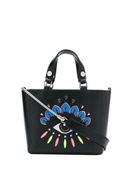 Kenzo Small Eye Tote Bag Black