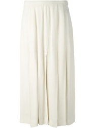 Chanel Vintage Volume Skirt