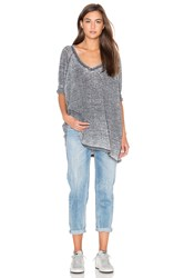 Candc California Cammie Top Gray