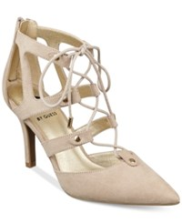 G By Guess Krona Lace Up Pumps Women's Shoes
