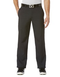 Callaway Straight Leg Golf Pants Caviar Black