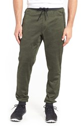 Under Armour Men's Sportstyle Knit Jogger Pants Downtown Green