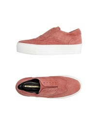 Atos Lombardini Sneakers Pastel Pink