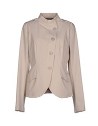 Dek'her Jackets Light Grey