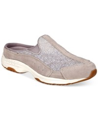 Easy Spirit Traveltime Sneakers Women's Shoes Light Pastel Grey
