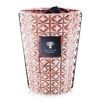 Baobab Ceramica Scented Candle Limited Edition Volcan Pink