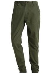 Publish Relaxed Fit Jeans Olive